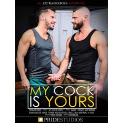 My Cock Is Yours DVD (Pride Studios) (20582D)