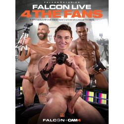 Falcon LIVE: 4 The Fans DVD (Falcon) (20540D)