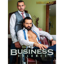 Business Vol. 3 DVD (Men At Play) (20592D)