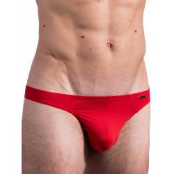 Olaf Benz Mini String RED1201 Underwear Red (T8160)