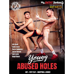 Young Abused Holes DVD (My Dirtiest Fantasy) (20605D)