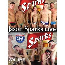 Jason Sparks Live 1-6 Vol 1 DVD (Jason Sparks) (20619D)