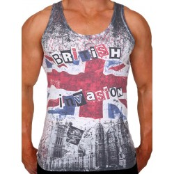 Pistol Pete UK Mania Tank Top Multi