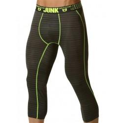 Junk Balance Street Runner Shin Length Underwear Yellow (T4454)