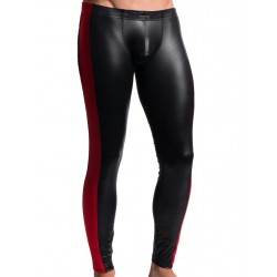 Manstore Tight Leggings M604 Underwear Black/Pepper