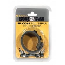 Bone Yard Silicone Ball Stretcher Grey (T4934)