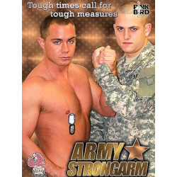 Army Strongarm DVD (Dirty Bird Pictures)