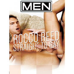 Rocco Reed: Straight to Gay DVD (MenCom) (11006D)