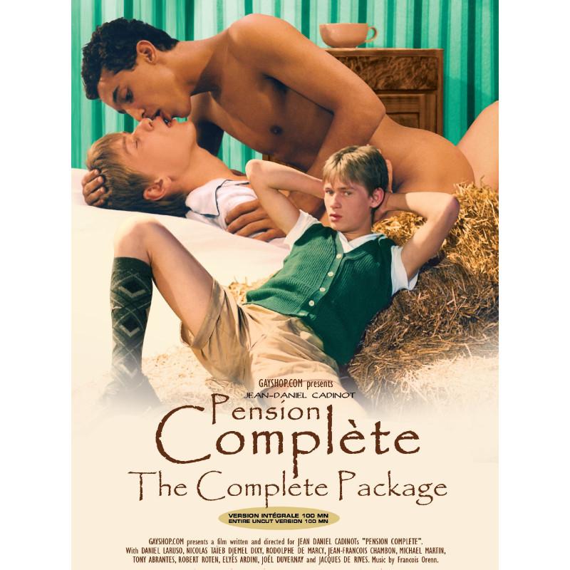 Pension Complete DVD (09604D)