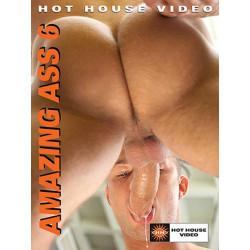 Amazing Ass #6 (Hot House Anthology) DVD (Hot House) (12804D)