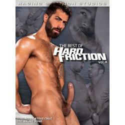 The Best of Hard Friction #8 DVD (Raging Stallion) (13405D)