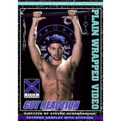 Gut Reaction (Plain Wrapped) DVD (Hot House) (07206D)