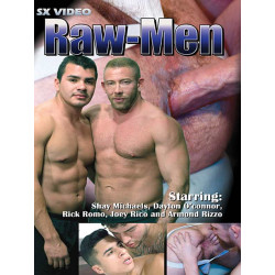 Raw Men (SX Video) DVD (12809D)