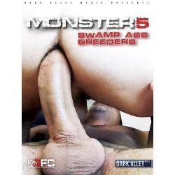 A Monster Inside Me - Swamp Ass Breeders #5 DVD