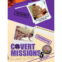 Covert Missions 5 DVD (Active Duty) (11719D)