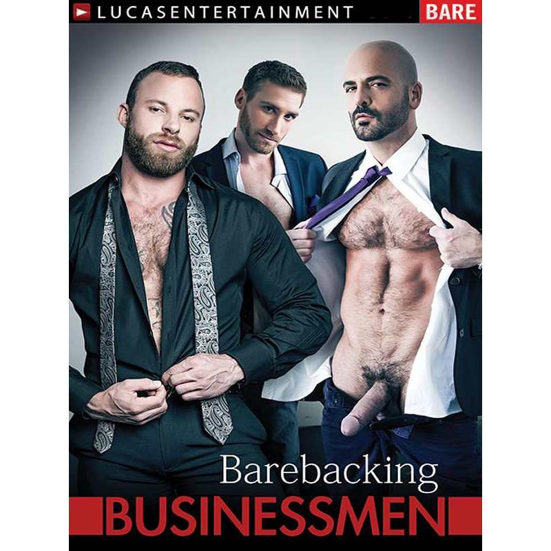 Gentlemen #13: Barebacking Businessmen DVD (LucasEntertainment) (12324D)