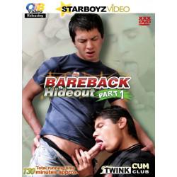 Bareback Hideout #1 DVD (OTB)