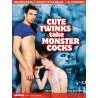 Cute Twinks Take Monster Cocks DVD  (08429D)