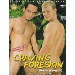 Craving Foreskin DVD