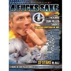 4 Fucks Sake DVD