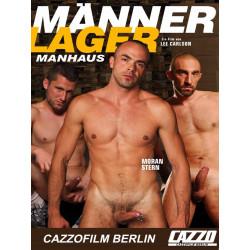 Männerlager / Manhaus DVD (Cazzo)