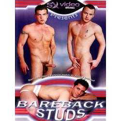 Bareback Studs (SX) DVD (SX Bareback) (12038D)