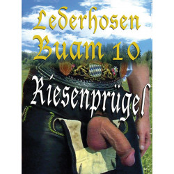 Lederhosenbuam 10 DVD (Lederhosenbuam) (08944D)