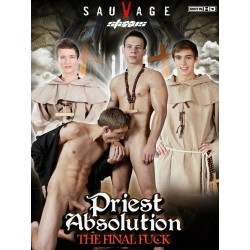 Priest Absolution - The Final Fuck DVD