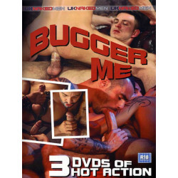 Bugger Me 3-DVD-Set