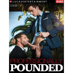 Gentlemen #16: Professionally Pounded DVD