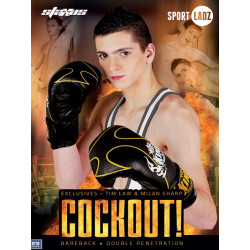 Cockout DVD (Staxus) (08847D)