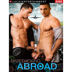 Barebacking Abroad DVD (13347D)