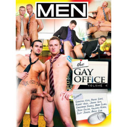 The Gay Office #4 DVD