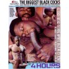 The Biggest Black Cocks 4h DVD (01364D)
