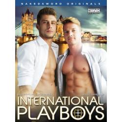 International Playboys DVD (Naked Sword) (13958D)