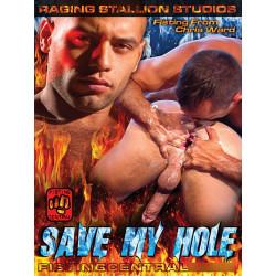 Save My Hole DVD (Raging Stallion Fetish & Fisting) (08459D)