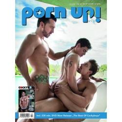 PornUp 133 Magazine + The Best Of Cockyboys DVD