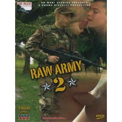 Raw Army #2 DVD (Oh Man) (12264D)