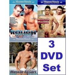 Magnus Super Pack 1 3-DVD-Set (10265D)
