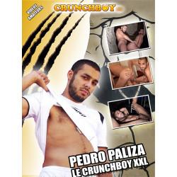 Pedro Paliza, Le Crunchboy XXL DVD (Crunch Boy) (08166D)