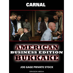 American Bukkake - Business Edition DVD