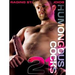 Humongous Cocks 21 DVD (Raging Stallion) (09677D)