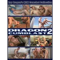 Dragon Cumblast #2 DVD