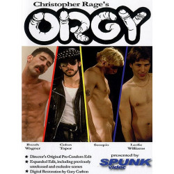 Orgy (Christopher Rage) DVD (10788D)
