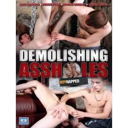 Demolishing Assholes DVD