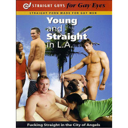 Young and Straight in L.A. DVD