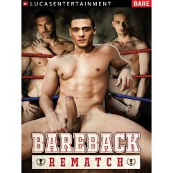 Bareback Rematch DVD (LucasEntertainment) (13895D)