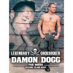 Legendary Cocksucker: Damon Dogg DVD (12797D)