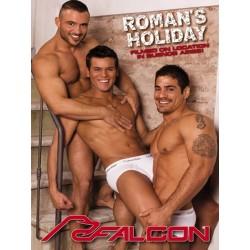Roman`s Holiday #1 DVD