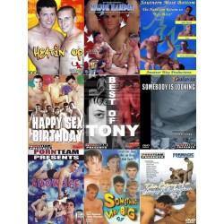 Porn Team Mega Pack 9-DVD-Set (12998D)